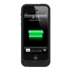 Чехол-аккумулятор Mophie Juice Pack Air Black (1700 mAh) для iPhone 5 - 849 грн.