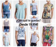 ¡Elige tu camiseta en Punt Roma Online! ►www.puntroma.com