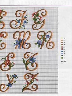 Gallery.ru / Фото #92 - letras y numeros - geminiana