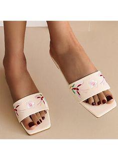 Mango Shoes, Slip On, Satin, Sandals, Products, Fashion, Woman Beach, Black Sandals, Flats