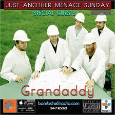 Today The Menace's Attic/Just Another Menace Sunday #RadioReplay #interview w/ Grandaddy 6pm-8pm EST 3pm-5pm PDT 11pm -1am BST Bombshell Radio bombshellradio.com Bombshell Radio Repeats Sunday 6am-8am EST 3am-5am PDT 11am-1pm BST BombshellRadio #melodicrock #radioshow #rock #alternative #TuneInRadio #justanothermenacesunday #dj #DennistheMenace #radioreplay #today #Grandaddy #RockNRoll #Alternative #BombshellRadio  Theme Song Just Another Menace Sunday Theme (Dennis The Menace) - Mighty Six…