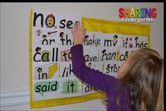 I know a lot of you are wondering how these Snap Words Sight Word cards work. Let's break them down a bit and talk about them. Snap Word sight word cards are awesome because they have a visual picture on one side that helps form a concrete example in little brains.