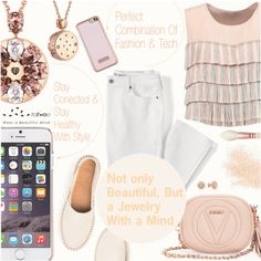 How To Wear Stay Conected Outfit Idea 2017 - Fashion Trends Ready To Wear For Plus Size, Curvy Women Over 20, 30, 40, 50