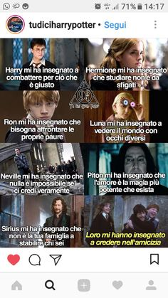 Ma come si fa a non 😢 Harry Potter Wizard, Harry Potter Tumblr, Harry Potter Anime, Harry Potter Cast, Harry Potter Books, Harry Potter Love, Harry Potter Fandom, Harry Potter World, Harry Potter Memes