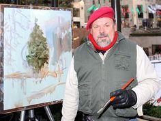 Thomas Kinkade, 'Painter of Light' Died Natural Causes, Age 54, April 6, 2012