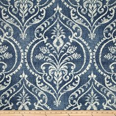 Swavelle/Mill Creek Dalusio Damask Denim Fabric By The Ya... http://www.amazon.com/dp/B00WB31E72/ref=cm_sw_r_pi_dp_nwYpxb02WDHHV