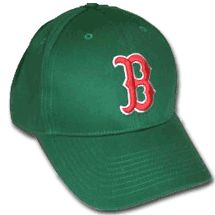Yes, there are green Red Sox hats