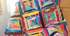 I finished the last 3 of 6 quilts for Project Linus this week. All are UFOs (of course) and that brings me to 10 finished UFOs on my countdo...