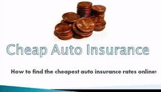 Insurance - Quotes Comparison, Find Cheap Rates, Buy Car Insurance ...