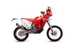Honda 450x Adventure bike
