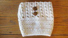 Kathys Cross Stitch Boot Cuff pattern by Kathy Lashley ~ free pattern