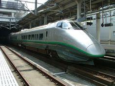 400系新幹線 - 日本の旅・鉄道見聞録 Locomotive Engine, Japanese S, High Speed Rail, Speed Training, Rolling Stock, Public Transport, Transportation, Vehicles, Travel