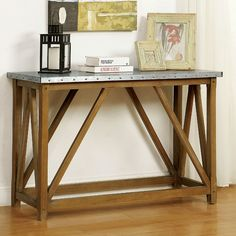 Found it at Wayfair - Langston Console Table