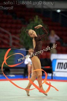 Rhythmic Gymnastics Leotards SOLD. $295.00, via Etsy.