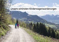 Unsere schönsten Kinderwagenwanderungen - Outdoor-Zwerge