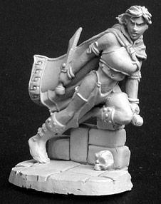 Reaper Miniatures (Ilsa Darkstep, Thief 2796) RPG 25mm Minis