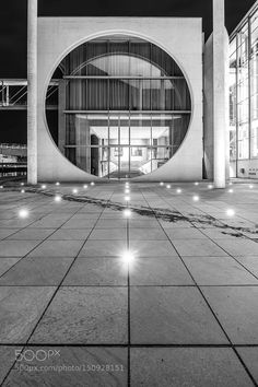 Landebahn by jeckstadt City and Architecture Photography #InfluentialLime