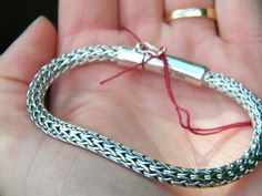 Interesting chain bracelet  by Phillip Gavriel. Available at Diana Jewelers of Liverpool NY