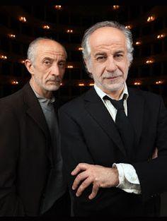 """Teatro Passione: """"La parola canta"""": Toni e Peppe Servillo e quel te..."""