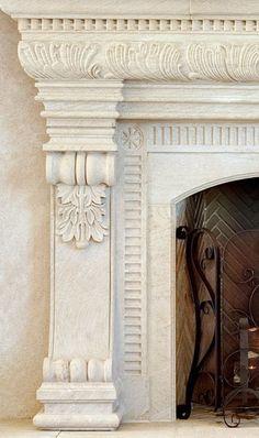 The Fireplace | Carolina Moncion Design : Garden Ridge Interior Designer | San Antonio Interior Designer | Waco Interior Designer |
