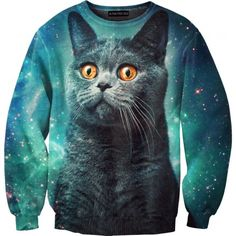 British shorthair sweater BLUE CAT €59