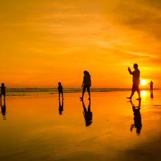 'Enjoying Sunset' on Picfair.com