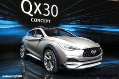 Женевский автосалон (Geneva Motor Show) 2015 года - фото. #Infiniti QX30