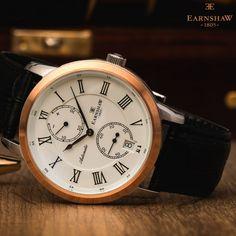 Thomas Earnshaw Chancery Automatics ES-8035