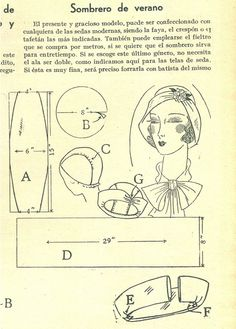Vintage patterns - tons of free designs to download