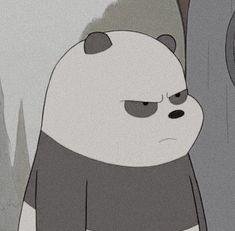 Wallpaper Iphone Cartoon Kawaii Posts Ideas For 2019 We Bare Bears Wallpapers, Panda Wallpapers, Cute Cartoon Wallpapers, Ice Bear We Bare Bears, We Bear, Cartoon Memes, Cartoon Icons, Bear Wallpaper, Disney Wallpaper
