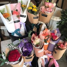 Find images and videos about beautiful, aesthetic and flowers on We Heart It - the app to get lost in what you love. Boquette Flowers, Dried Flowers, Planting Flowers, Beautiful Flowers, Flower Cart, My Flower, Plants Are Friends, Dried Flower Bouquet, Flower Aesthetic