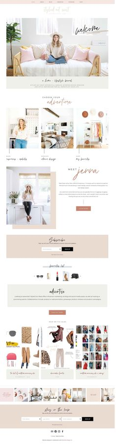 Looking for Squarespace website design inspiration? Wondering which Squarespace template you should choose for your website? Check out the 20 best Squarespace website examples on the blog - starting with Squarespace blog edition! #Squarespace #Squarespaceinspiration #squarespace design #webdesignideas #websiteideas #diywebsite #websiteinspiration #squarespacesiteexamples #squarespaceblog #blogdesign Simple Website Design, Beautiful Website Design, Yoga Websites, Web Design Examples, Blog Design Inspiration, Website Design Services, Branding, Layout, Template