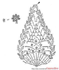 Pineapple Flower Motif 1 ⋆ Crochet Kingdom