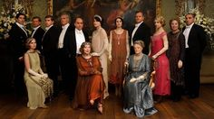 Downton Abbey was a gamble that paid off for ITV