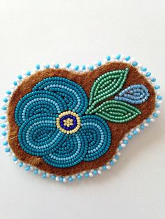 Arts And Crafts Supplies Bead Embroidery Patterns, Bead Embroidery Jewelry, Beaded Embroidery, Beading Patterns, Beading Ideas, Beading Tutorials, Beaded Flowers Patterns, Beaded Jewelry Patterns, Bracelet Patterns