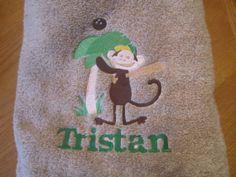 Custom Bath Towel Boy or Girl Your Choice of by uniquefavors, $29.99