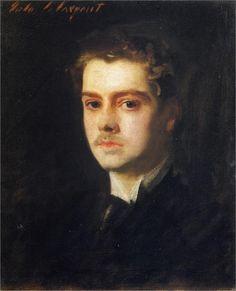 Charles Octavius Parsons, 1885-1886  John Singer Sargent