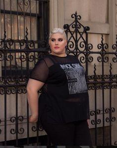 ea31ddce225 We Speak With Transgender Plus Size Model Shay Neary