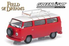 Field of Dreams - 1973 Volkswagen Type 2 Bus – Modelmatic Volkswagen Type 2, Volkswagen Models, Field Of Dreams, T 4, Beetle, Google Search, Movies, June Bug, Films