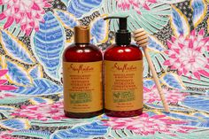Shea Moisture Community Commerce Manuka Honey and Mafura Oil Intensive Hydration Shampoo and Conditioner