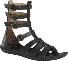 744186d175328 The Pepita3 is a stylish gladiator sandal from Kickers that reaches above  the ankle and features