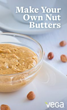 Bored of the same old PB&J? Try these different nut and seed butters on for size and learn to make your own.
