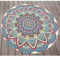 Cheap Printing Thin Chiffon Beach Yoga Towel Mandala Round Bed Sheet Tapestry Tablecloth Decor is on sale at discount prices now, buy Printing Thin Chiffon Beach Yoga Towel Mandala Round Bed Sheet Tapestry Tablecloth Decor and be satisfied. Tapestry Beach, Mandala Tapestry, Tapestry Wall Hanging, Mandala Art, Yoga Blanket, Beach Blanket, Round Beds, Yoga Towel, Towel Rug
