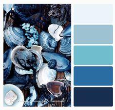 Color Palette Beach Ocean Sea Beach Color Palettes, Colour Pallette, Color Combos, Color Harmony, Color Balance, Paint Color Schemes, Paint Colors, Design Seeds, Crazy Colour