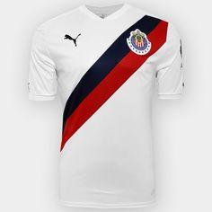 85484089b Puma chivas guadalajara away jersey 2016 17