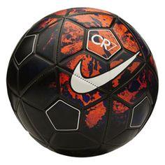 Nike  CR7  Cristiano Ronaldo Prestige Soccer Ball (Lava Glow)