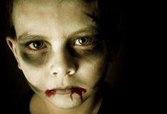 Maquillajes Halloween para niños