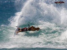 Robby Naish / Kite surfing 1