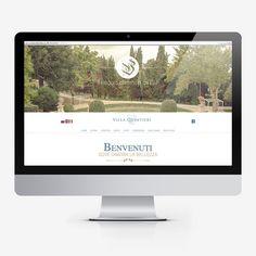 Villa Quintieri - #Sito istituzionale multilingua Sito web isituzionale multilingua (IT, EN, RU) per la wedding location Villa Quintieri. Il sito è in stile one-page ed è stato realizzato anche in versione mobile.