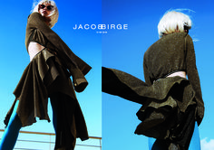 "The campaign reflects the different faces  of the main character described in the collection. The ""GOLD DIGGER"" is starring by Pola Bogdanska, known as SIMPLY BY POLA. The collections were photographed by Jacob Birge himself.  #fashion #jacob #birge #campaign #blue #sky #see #beach #pola #simplybypola #advertising #light #white #rocks #strikeapose #fashionfilm #photo #photography #crete #bloger #bluesky #jacobbirgevision"